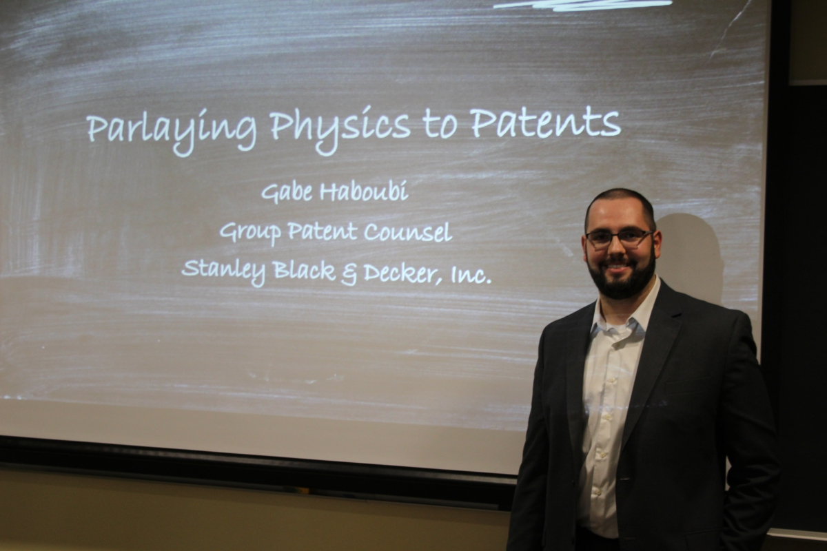 Alumni Lectures | Physics & Astronomy | University of Pittsburgh